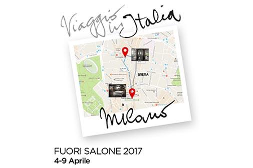 Seaside Luce e Stile ti invitano a Milano nel cuore di Brera! 30/03/2017