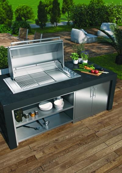 Cuocere alla griglia con stile 29 05 2017 new sogema - Piani cottura da esterno ...