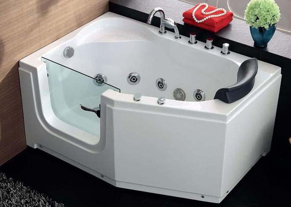 Vasche Da Bagno Angolari Con Sportello : Vasche con sportello e vasca doccia con sportello anche per bagni